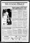 Mustang Daily, April 10, 1991