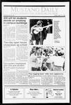 Mustang Daily, April 12, 1991