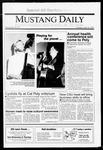 Mustang Daily, April 16, 1991