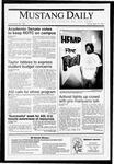 Mustang Daily, April 19, 1991