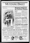 Mustang Daily, May 2, 1991