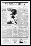 Mustang Daily, May 3, 1991