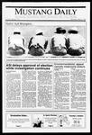Mustang Daily, May 6, 1991
