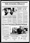 Mustang Daily, May 7, 1991