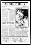 Mustang Daily, May 13, 1991