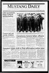 Mustang Daily, May 16, 1991