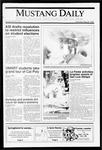 Mustang Daily, May 20, 1991