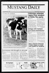Mustang Daily, May 29, 1991