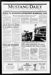 Mustang Daily, May 30, 1991