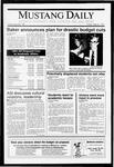 Mustang Daily, May 31, 1991