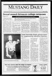 Mustang Daily, June 3, 1991
