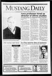 Mustang Daily, October 23, 1991