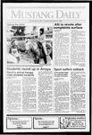 Mustang Daily, November 5, 1991