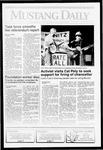 Mustang Daily, November 6, 1991