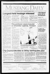 Mustang Daily, December 5, 1991