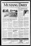 Mustang Daily, January 9, 1992