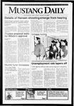 Mustang Daily, January 10, 1992