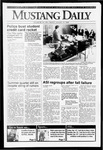 Mustang Daily, January 13, 1992