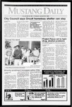 Mustang Daily, January 23, 1992