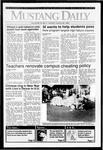 Mustang Daily, January 30, 1992