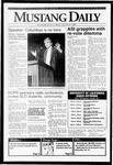 Mustang Daily, January 31, 1992
