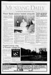 Mustang Daily, February 3, 1992