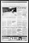 Mustang Daily, February 13, 1992