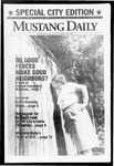 Mustang Daily, March 16, 1992