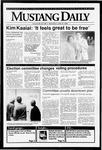 Mustang Daily, April 8, 1992