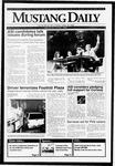 Mustang Daily, April 10, 1992