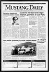 Mustang Daily, April 15, 1992