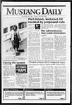 Mustang Daily, April 28, 1992