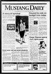 Mustang Daily, April 30, 1992
