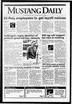 Mustang Daily, May 15, 1992