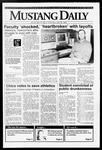 Mustang Daily, May 20, 1992