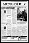 Mustang Daily, May 22, 1992