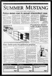 Summer Mustang, August 6, 1992