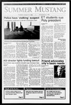 Summer Mustang, August 13, 1992
