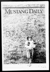 Mustang Daily, September 14, 1992