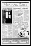 Mustang Daily, September 24, 1992