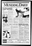 Mustang Daily, October 6, 1992