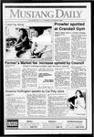 Mustang Daily, October 8, 1992