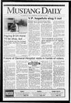 Mustang Daily, October 14, 1992