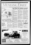 Mustang Daily, October 19, 1992