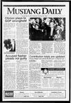 Mustang Daily, October 26, 1992