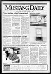 Mustang Daily, November 2, 1992