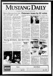 Mustang Daily, November 9, 1992