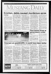 Mustang Daily, November 10, 1992