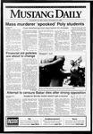 Mustang Daily, November 13, 1992