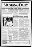 Mustang Daily, November 24, 1992